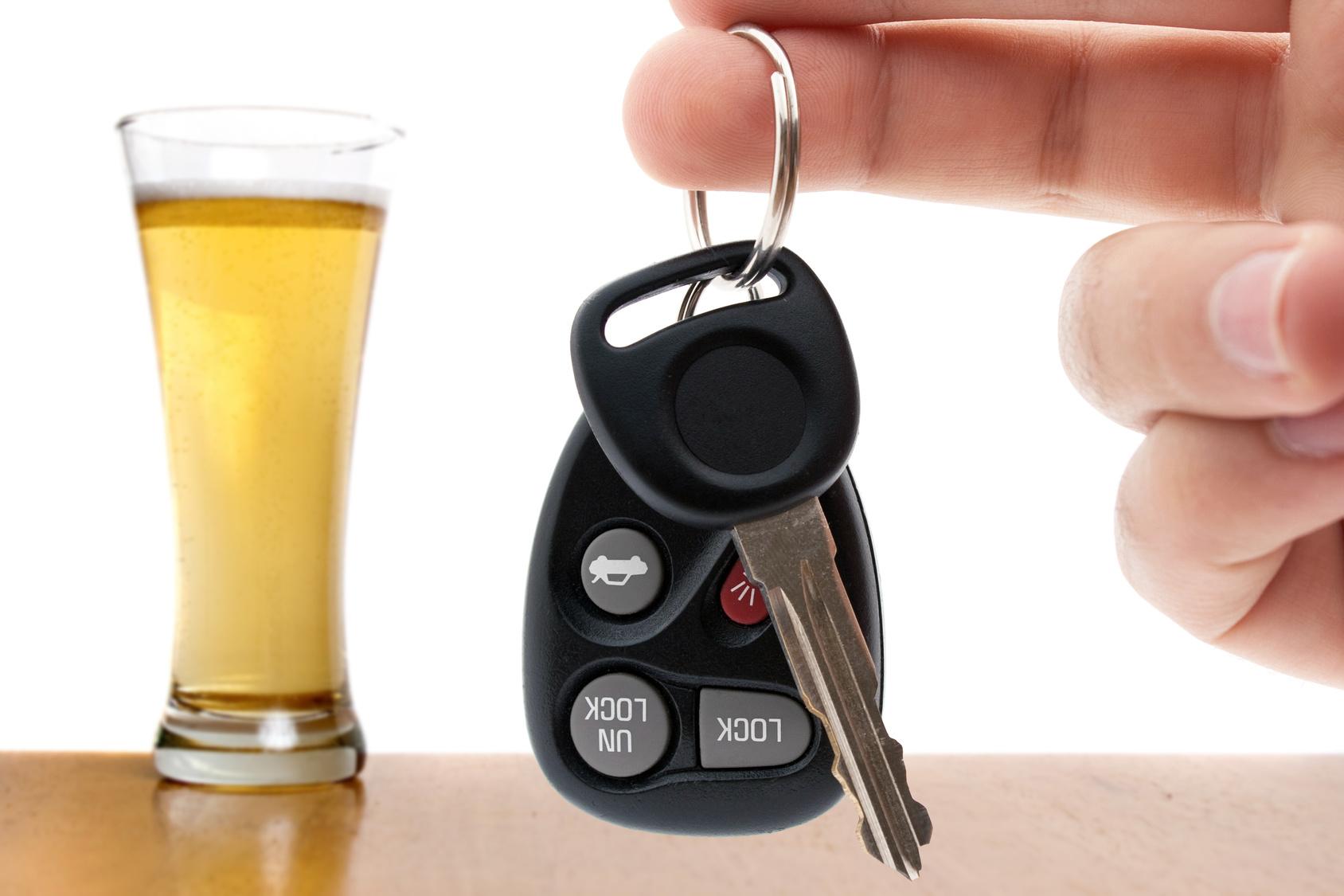 Van Den Heuvel Law Office | Differences Between Drunk Driving 1st