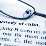 definition of custody of child