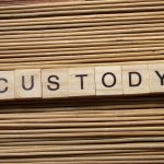 Scrabble letters of custody from Hastings child custody lawyers
