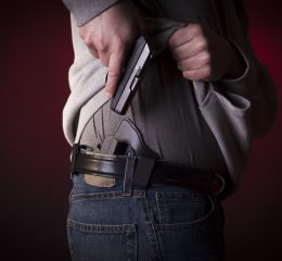 Open Carry of Firearms in Michigan