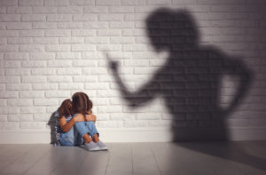 Mother yelling at daughter to represent domestic violence and child custody cases our Domestic Violence Attorney Grand Rapids can help with.